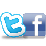 Facebook és Twitter